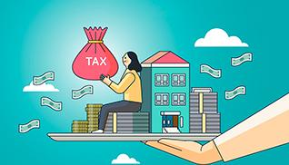 주택 취득과 보유의 세부담 변화